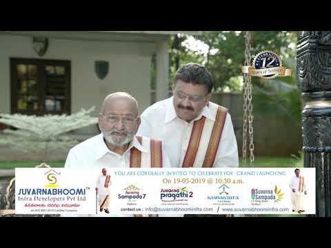 Suvarnabhoomi | Open plots at Hyderabad