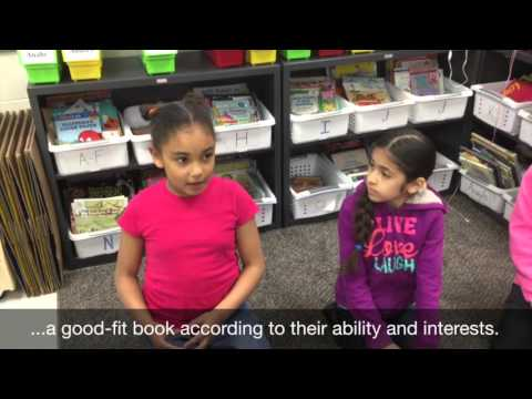 Dual-Language Immersion Program: Spanish Language Classroom Library Image