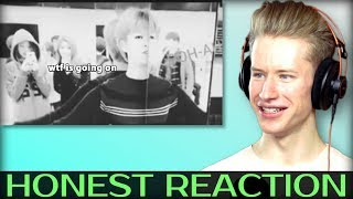 HONEST REACTION to don't let TWICE upload videos on internet