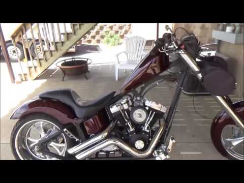What you need to know about owning a chopper! Best delivery of a bike EVER! How to maintain chopper