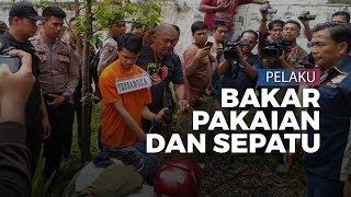 Setelah Membunuh Hakim Jamaluddin, Reza Bakar Pakaian dan Sepatu di Belakang Rumah