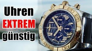 Erschwingliche Herrenuhren Bis 500 Euro | GÜNSTIGE Uhren Mit BESTEM Preis Leistungsverhältnis