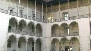 preview picture of video 'Krakau, der Burgberg - der Wawel'