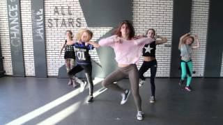 Время и Стекло – Кафель.Jazz Funk by Анастасия Зезюлина.Junior Workshop 02.2016