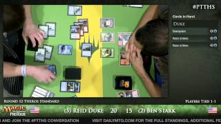 Pro Tour Theros - Standard Round 12 - (T-25) Samuel Black vs. Makihito Mihara