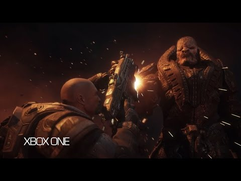 Xbox One Gears of War: Ultimate Edition Bundle and Behind-the-Scenes