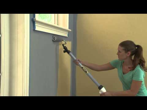 Smart Roller Painting Video