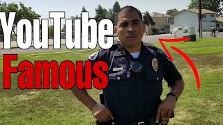 You have any ID  on you? TCCW  1st & 4th Amendment