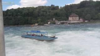 Luzern, Renski slapovi in otok cvetja Mainau