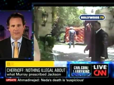 Houston Criminal Defense Attorney Ed Chernoff Talks to Larry King