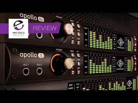 Universal Audio Apollo 8 Quad | Calistro Music | Reverb
