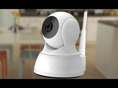 Беспроводные wi fi камеры видеонаблюдения