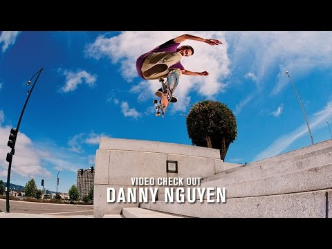 preview image for Video Check Out: Danny Nguyen   TransWorld SKATEboarding