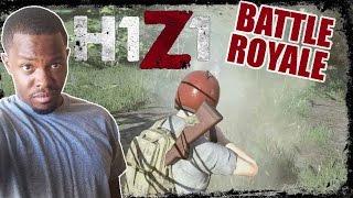 H1Z1 Battle Royale Gameplay - MIZOO MEETS FRANKI | H1Z1 PC Gameplay