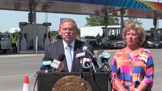 Menendez Lays Out Plan to Stabilize Rising Gas Prices