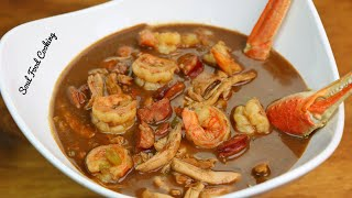 Gumbo Recipe | How To Make Gumbo With A Dry Roux