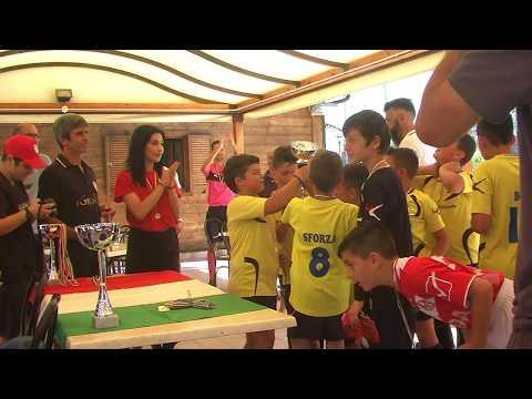 immagine di anteprima del video: Premiazione dei 2007 al 13° Torneo di Primavera