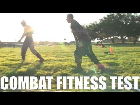 Marine Combat Fitness Test Perfect Score