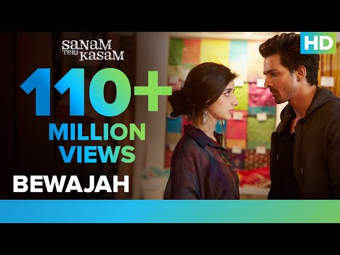 Download Bewajah Full Video Song | Sanam Teri Kasam HD Mp4 3GP Video and MP3