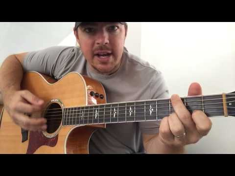 Because He Lives | D Chord Add In Guitar Lesson | Matt McCoy