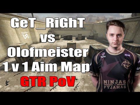 flamie vs seized | HTC 1vs1 Invitational by PGL | 1 map (AIM
