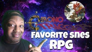 Favorite Super Nintendo RPG