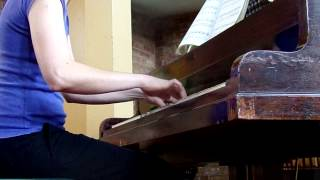 Hayden- Allegro. 1st movement from Sonata in Bb, Hob. XVI/41