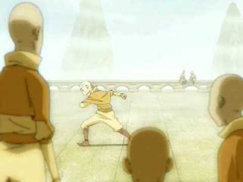 Film Avatar Aang Book 2 Sub Indo