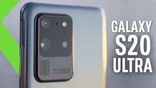 Samsung Galaxy S20 Ultra, análisis: una BESTIA que quiere plantar cara al iPhone 11 Pro