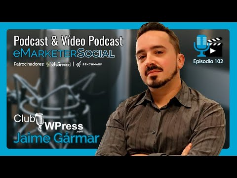 2ª parte charla entrevista con Jaime Gármar de ClubWPress