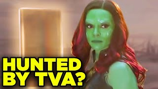 GAMORA Hunted by the TVA? Every Loose Variant in the MCU!