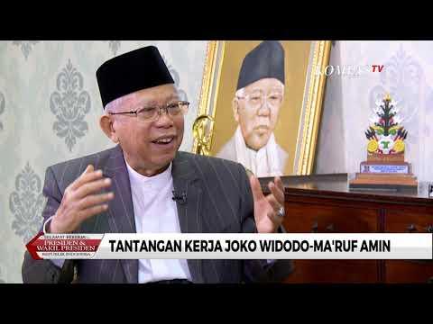 Ma'ruf Amin: Indonesia Jangan Jadi Tukang Stempel Halal