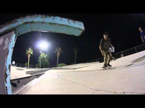 Las Cruces Skatepark Edit#3