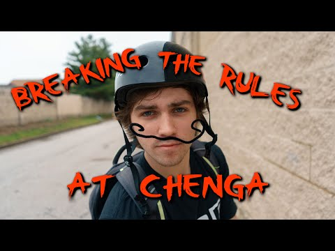 BREAKING THE RULES AT CHENGA | GnarTV