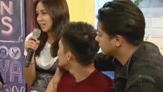 KathNiel on PBB Online