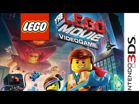 The LEGO Movie Videogame Gameplay {Nintendo 3DS} {60 FPS} {1080p}