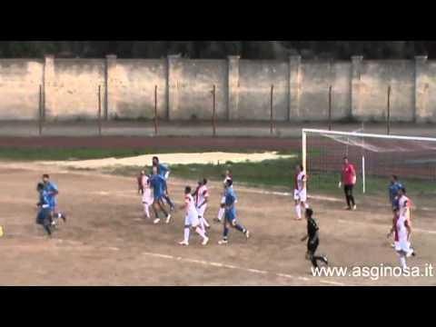 Preview video PEZZE-GINOSA 2-0 Un Ginosa falcidiato da infortuni e squalifiche non sfigura con la capolista. Nelle fila del Ginosa un gradito ritorno: Giuliano PAIANO
