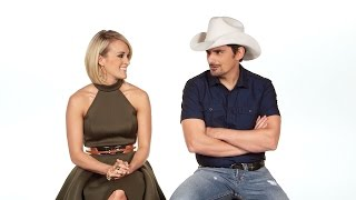 Brad Paisley & Carrie Underwood: The Southern Living Interview