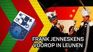 Frank Jenneskens voorop in Leunen - 13 januari 2020 - Peel en Maas TV Venray