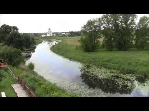 The ancient Russian town of Suzdal, Russ
