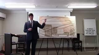 You Need A Good Attorney -  Chalk Talk Sermon on 8/15/18