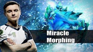 Dota 2 Stream: Liquid Miracle playing Morphing