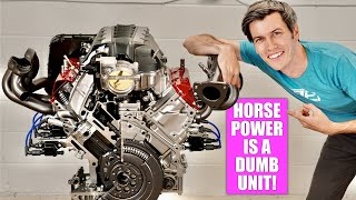 What Is Horsepower & Why It's A Dumb Unit - America vs Metric