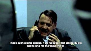 Hitler phones PLDT customer support.