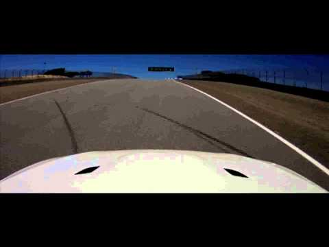 Scott Pruett drives DINAN E92 S3-R Stroker M3 at Laguna Seca