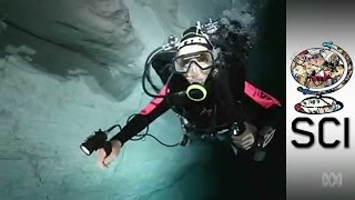 Cave-Diving In Australia's Arid Nullarbor Outback