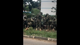 Kenyan Special Forces take charge as Riverside attack unfolds