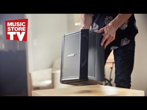 BOSE S1 Pro Bluetooth PA-Lautsprecher Unboxing und erster Test