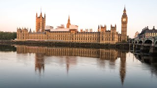 London England Guided Video Tour
