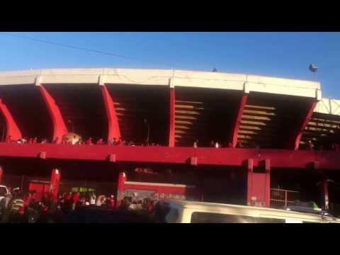 """WILSTERMANN....!!!! =W= ZONA ROJA...!!!"" Barra: Zona Roja • Club: Jorge Wilstermann"